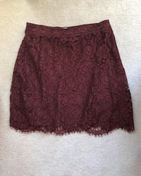 Wilfred Skirt Lace Edmonton, T6H