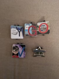 Disney Parks Trading Pins Set 2
