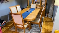 Dining table set Toronto, M9R 1A9