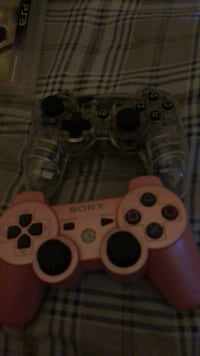 white Sony PS3 game controller North Chesterfield, 23236