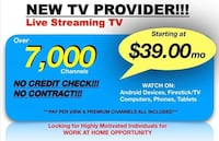 Advertising cheaper TV service . Winnipeg, R3L 0P1