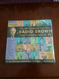 The 60 greatest old-time radio shows  Henderson, 89074