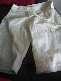 white and gray cargo shorts Gobles, 49055