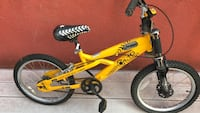 Toddler's yellow Jeep hard tail mountain bike Okotoks, T1S 2A3