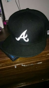 MLB Atlanta Braves Fitted Knoxville, 37922