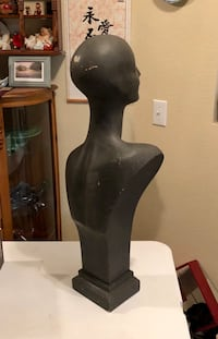 Upper bust and head mannequin  Wylie, 75098