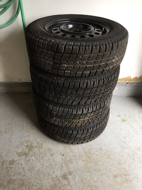 Winter Tires 215/70R16 5