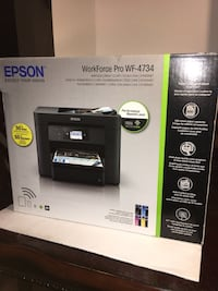 Epson Workforce Pro 4734 Open Box Tracy, 95377