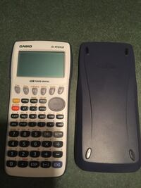 Casio calculator Bluemont, 20135