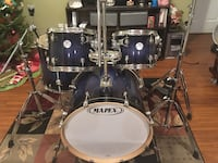 Mapex Meridian Maple Drum Set