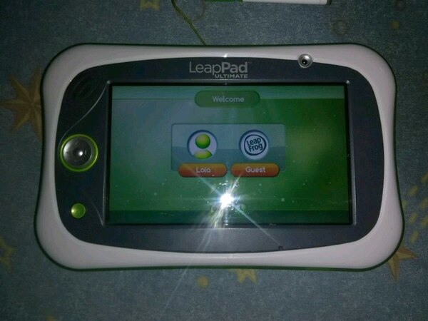 Peachy Leappad By Leapfrog Learning Tablet With Wifi Download Free Architecture Designs Rallybritishbridgeorg