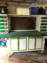 Farm House Workbench
