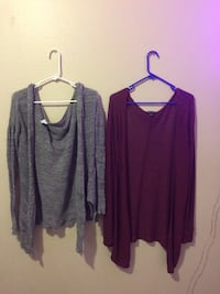size fits all - cardigans