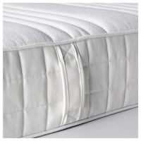 Memory foam mattress, firm, white, Full Laurel, 20708