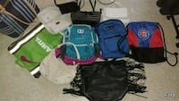 Lot of authentic handbags, purses, and backpacks 573 mi