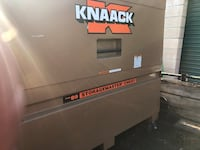 Large Knaack 89 Job box Lake Elsinore, 92532