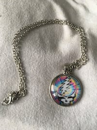 Grateful Dead Rainbow SYF Necklace  Dayton, 45417