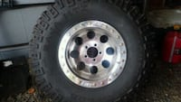 Mickey Thompson wheels and tires Louisville, 37777