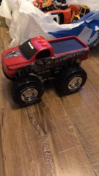 red and black RC car Mississauga, L5E 2G8