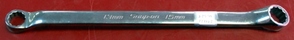 Snap-On 13-15mm Metric Box Wrench