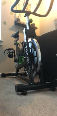 black and gray elliptical trainer Washington