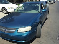 Chevrolet - Malibu - 2003 Los Angeles, 90011