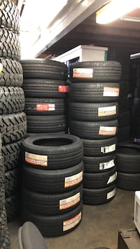 236:55R28 set of 4 tires on sale