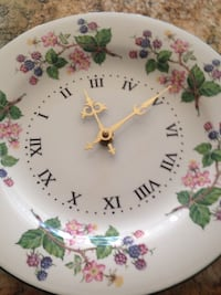 Decorative  vintage  wall clock Mississauga, L5L 3E4