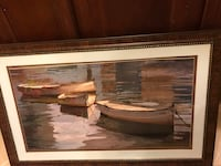 Water and boat frame Ashburn, 20148