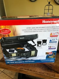 Honeywell letter size digital media chest safe new in box El Paso, 79905