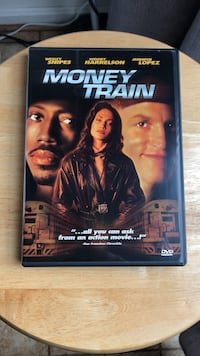 Money Train DVD Movie Laurel