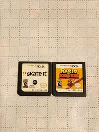 2 gameboy ds games  Northumberland, 17857