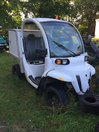 2013 Polaris Gem Car parts vehicle storage body, great project Burlington, 01803