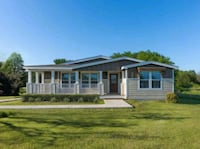 4 bedrooms, 3 baths, 2,897 sq. ft. With Land!!!!