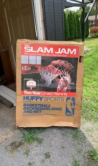 Huffy backboard