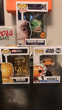 2 Pops and a pop chase North Vancouver, V7J 3M2