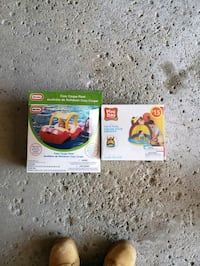 Kids floater 1new in a box