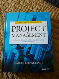 Project Managementh (eleventh edition)  Montreal, H4N
