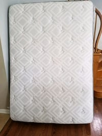 Full Sized Mattress & Boxed Spring: FREE