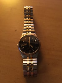 Seiko mens watch (needs battery) from the 1980's