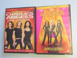 2 - Charlie's Angels (DVD's)