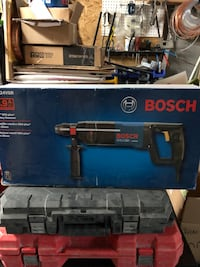 Bosch bulldog shield driver. Brand new.  Still in box Montréal, H1J 2A2