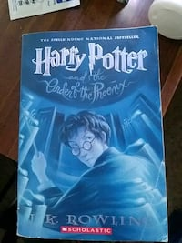 Harry Potter and the order of the Phoenix Albuquerque, 87120