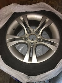 16 inch rims and tires Toronto, M6S 3R2