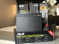 ASUS RT-N66U Dual-Band Wireless-N900 Gigabit Router Whitby, L1R