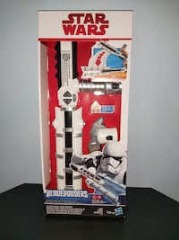 Toy star wars Vaughan, L6A