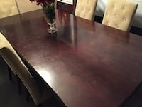 Dining table only Toronto, M6N 4P9