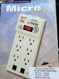 Surge protector power strip. Have 20 total West Babylon, 11704