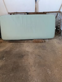Convertible Medical Bed with Mattress. Used 2 weeks