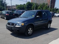 2005 Ford Escape / Accident Free / Low KM Toronto